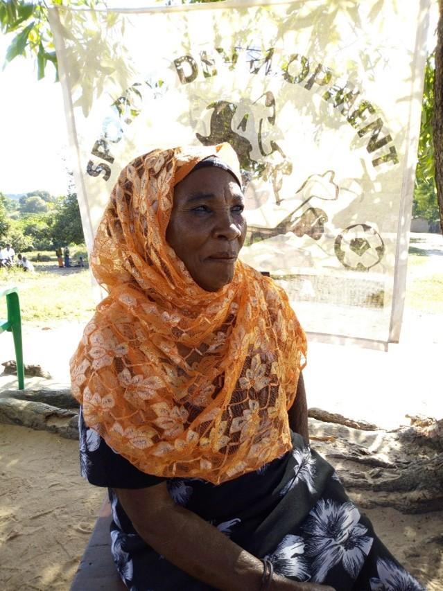 Miss Bi. Mwanashuru,